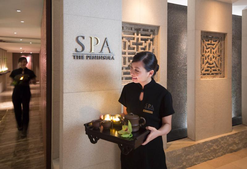 Priority booking at The Peninsula Spa at The Peninsula Yangon
