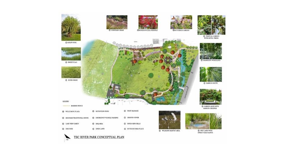 TSC River Park Conceptual Plan