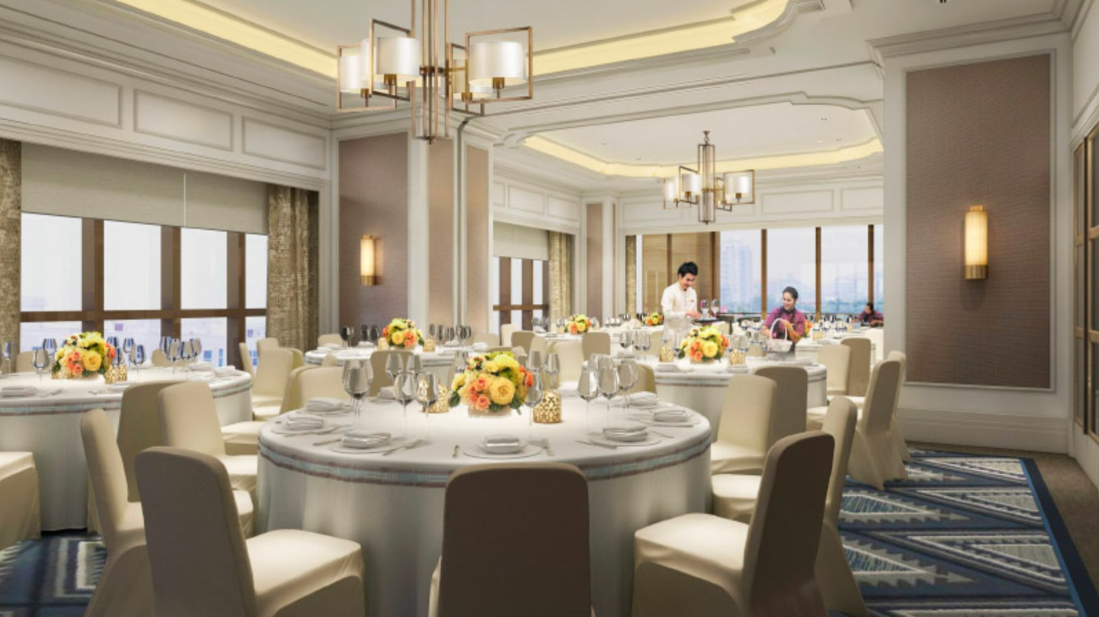 The Peninsula Residences Yangon Function Suites